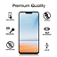 LG-G7-ThinQ-amFilm-Full-Cover-Tempered-Glass-Screen-Protector-2-Pack-Black thumbnail 4