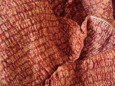 Bedding Generous Gaico Stretch Sofa Überwurf Husse Milano 3-sitzer Gummizug Terracotta 90 X 215