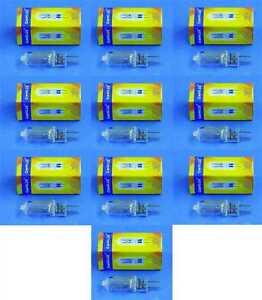 10 Pcs 230 V 300 W Gx-6, 35 Stylo Socle Studio Lampe 75 H G-6, 35 G-x 6,35-afficher Le Titre D'origine