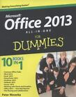 Office 2013 All-in-One for Dummies® by Peter Weverka (2013, Paperback)