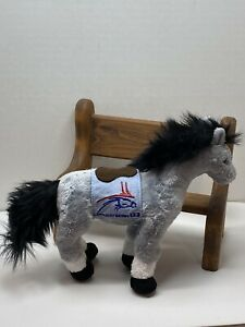 TY Beanie Baby Derby 133 The Horse With Tag Retired   DOB: 2006. Kentucky Derby