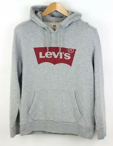 Levi-039-s-Strauss-amp-Co-Hommes-Dessere-Capuche-Pull-Taille-M-ABZ955