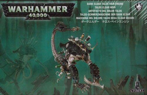 Talos dolor Motor drukhari Eldar Oscura Warhammer 40K Nuevo En Caja