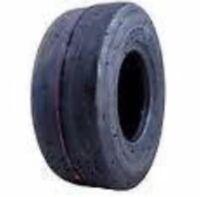 Slick 11 X 4.00 X 5 11x4x5 Carlisle Vintage Go Kart Racing Tire
