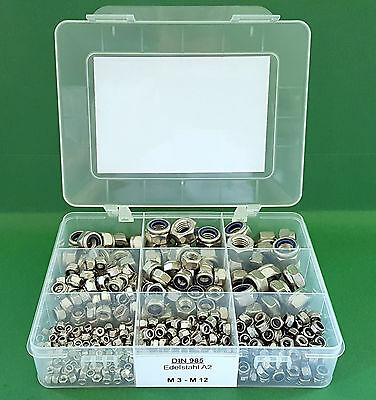 Schnorrscheiben Art9093 Sicherungsscheiben Form S Edelstahl VA A2 5,3mm für M5
