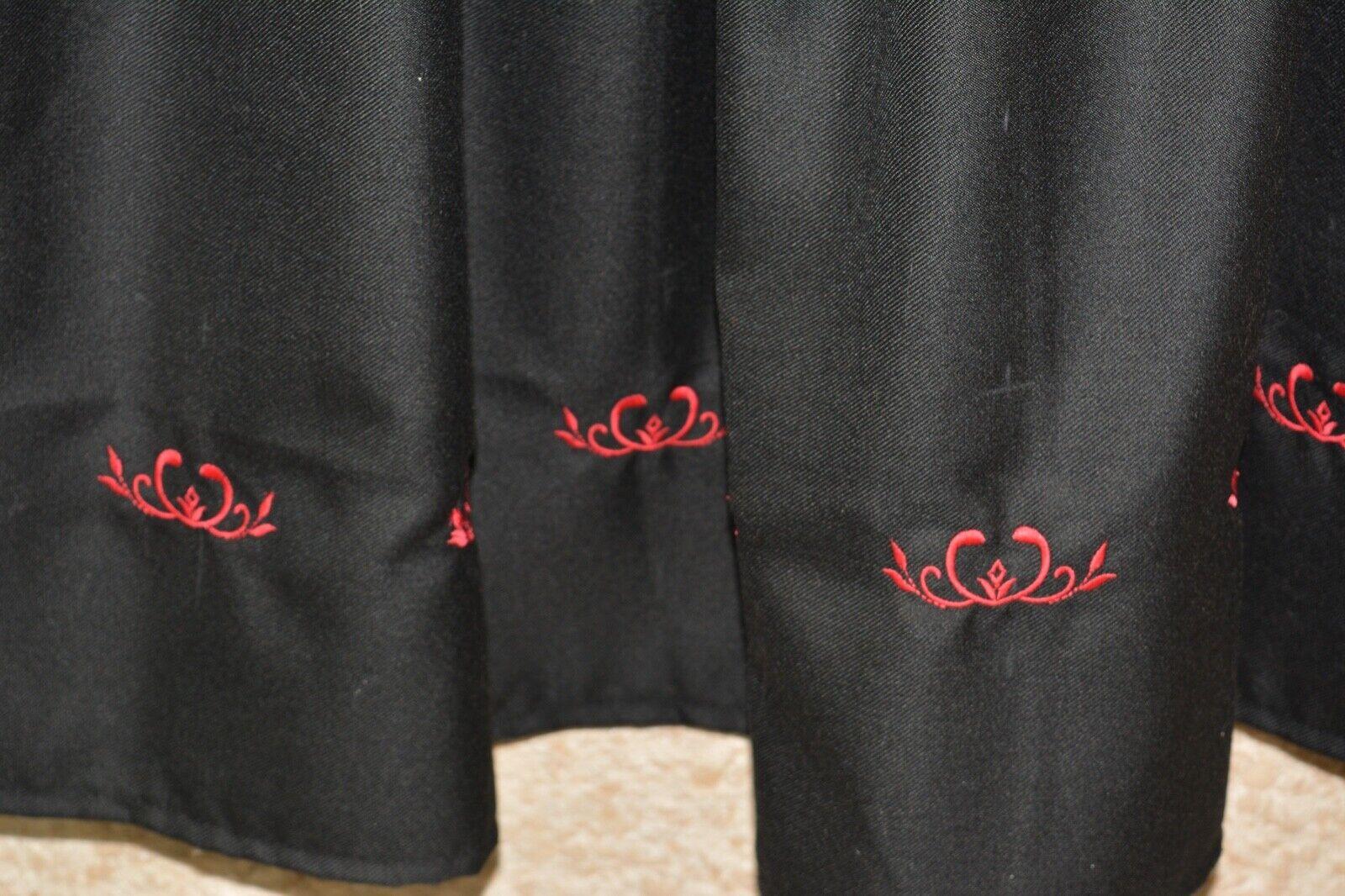 Embroidered Norwegian bunad for girls ~9-10 yrs EUR 150cm