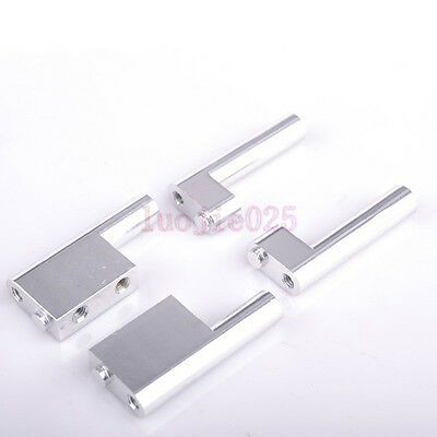 102003 HSP Radio Tray Post 2 Sets For 1/10 RC Car 102203 Silver Upgrade Parts