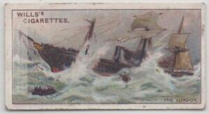 1866-SS-034-London-034-British-steamship-Bay-of-Biscay-100-Y-O-Trade-Card