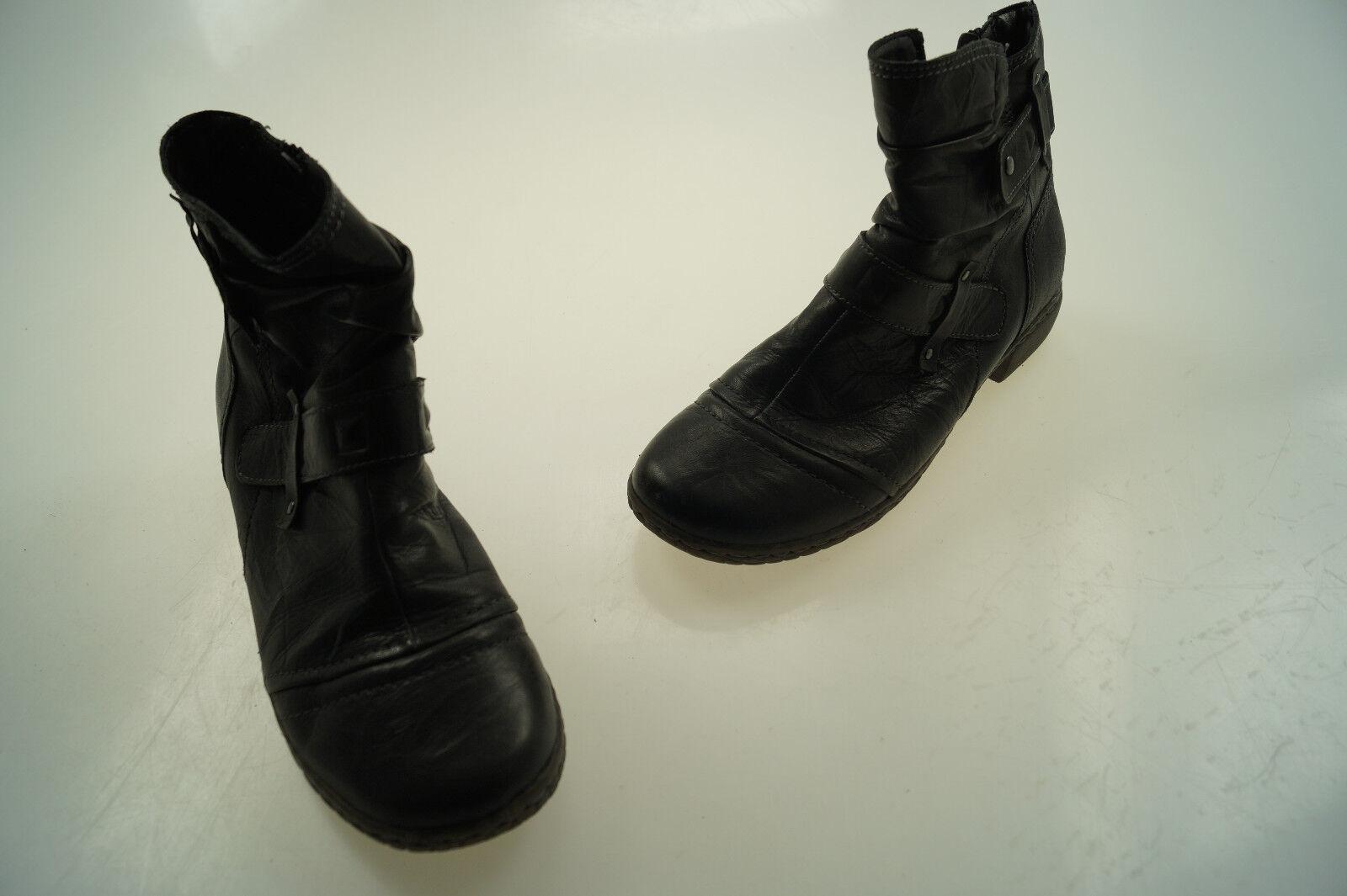 Signora Comfort señora invierno zapatos botas talla talla talla 39 suave forro de cuero  9  la calidad primero los consumidores primero