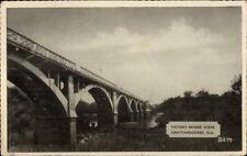 Chattahoochee FL Victory Bridge Postcard