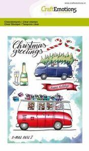 Motiv-Stempel-Clear-Stamp-X-mas-car-Auto-Elch-Weihnacht-CraftEmotion-130501-1656