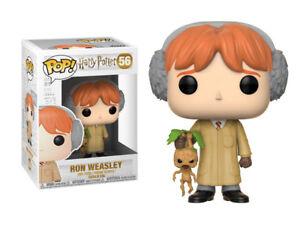 Image Is Loading Funko Pop Harry Potter 56 Ron Weasley Herbology