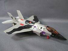 "Transformers HFTD ""THRUST"" Crash Landing Attack Deluxe Complete Hunt Decepticons"