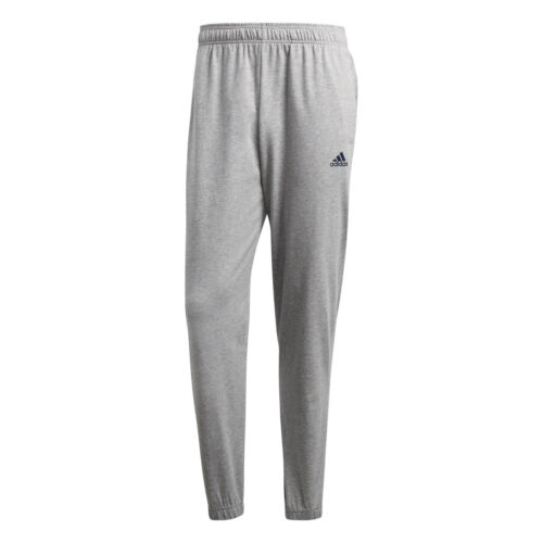 Adidas Men Pants Essentials Running Tapered Work Out Training Runners Gym BK7406