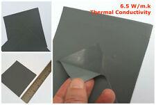 Thermal High Conductive Silicone Pad 100*100*0.5 CPU GPU IC Cooling 6.5 W/m.K
