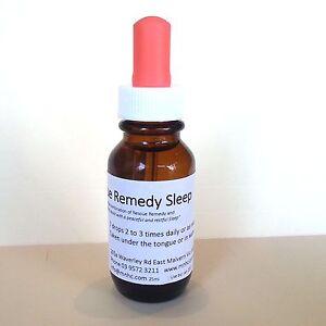 Dr-Bach-039-s-Rescue-Remedy-SLEEP-25ml-Natural-Sleep-Aid-insomnia-stress-etc