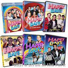Happy Days: Henry Winkler Series Complete Seasons 1 2 3 4 5 6 Box/DVD Set(s) NEW