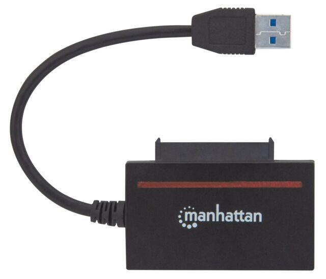 Manhattan Adattatore SuperSpeed USB 3.0 a SATA e CFAST
