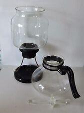CONA COFFEE MAKER STANDARD KITCHEN MODEL 2 PT CAP..CIRCA 40`S-50`S