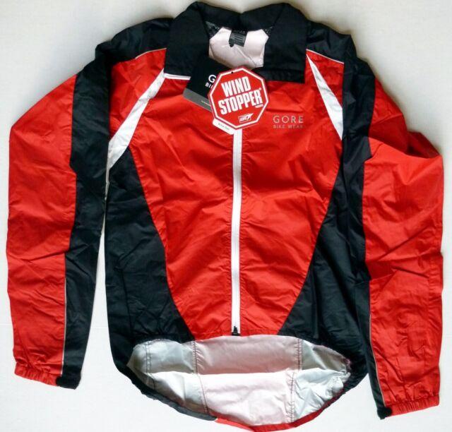 Gore Bike WEAR Mens Rescue Windstopper Active Shell Jacket