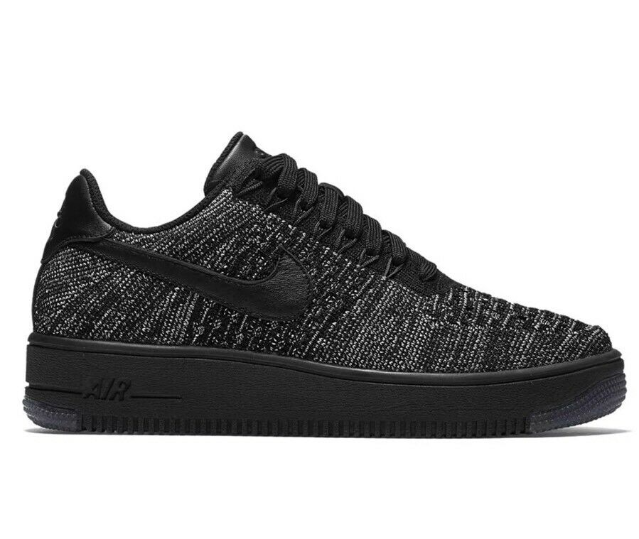 nike faible  's air force one flyknit faible nike taille 6 Noir  820256 007 412f99