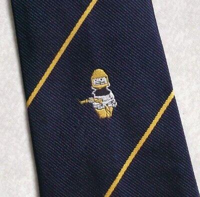 Amichevole Vintage Cravatta Da Uomo Cravatta Crested Club Associazione Società- Gli Ordini Sono Benvenuti