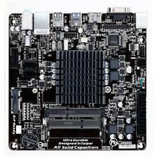 GIGABYTE GA-J1800N-D2H Intel Celeron J1800 2.41GHz/ DDR3L/ USB3.0/ A&V&GbE/