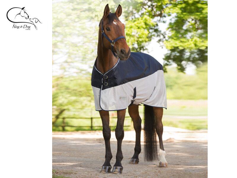WALDHAUSEN volare e Pioggia Foglio Tappeto UV Prossoect Cavallo Pony CONSEGNA GRATUITA