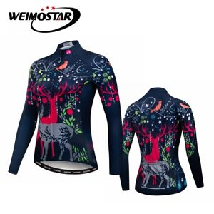 Image is loading New-Weimostar-Cycling-Jersey-Bicycle-Clothing-Bike-T- c8ca65021