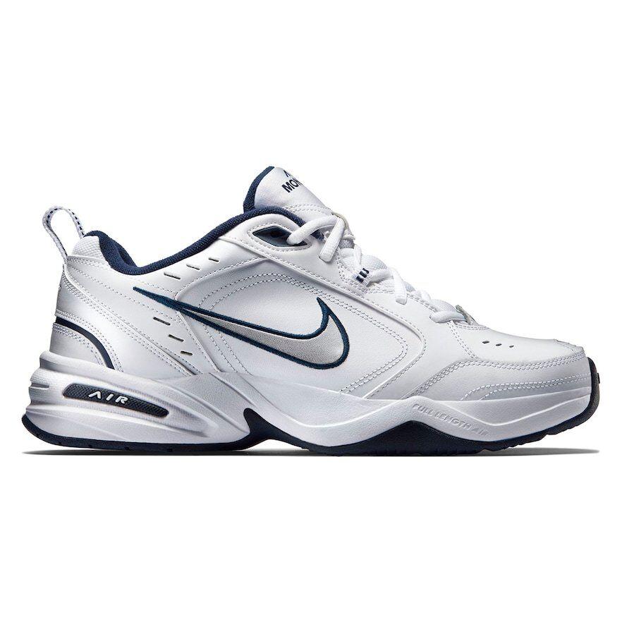 nwb männer nike - air monarch iv cross - nike training shoes mittel - und 4e mehrere farben 157507