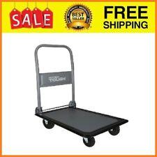 Fortable Up To 300 Lbs Folding Platform Cart