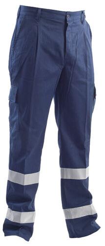 """Pantalone da lavoro con bande """"Massaua Flash"""""""