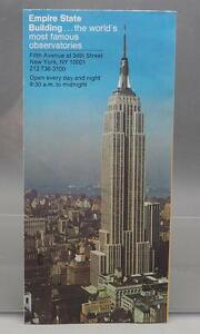 Vintage-Empire-State-Building-New-York-City-Travel-Brochure