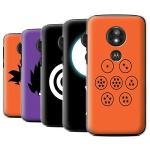 free shipping 240b4 7f62f Details about STUFF4 Back Case/Cover/Skin for Motorola Moto E5 Play/Anime  Fighters