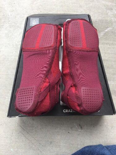 ADIDAS CrazyMove Studio BB1590 YOGA Dance Training Minimalist Shoes Red NIB