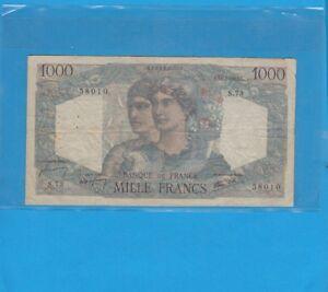 1 000 Francs Minerve Et Hercule Du 12-7-1945 S.73 Gq7hcd6r-07232702-143579475