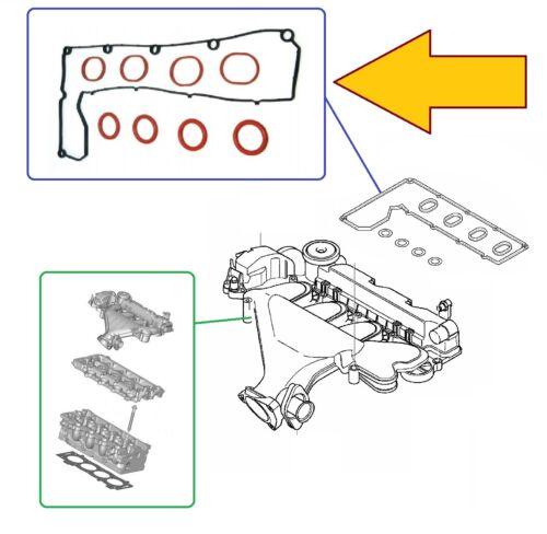 Ventildeckeldichtung VOLVO 2.0 Diesel 30757077 C30 S80 II,V50,V70 III S40 II