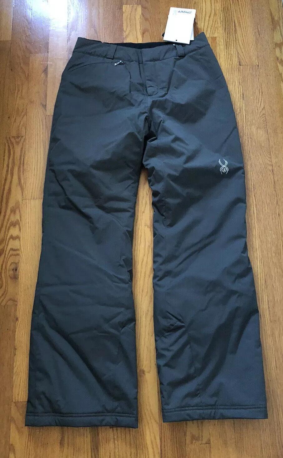 SPYDER Womannen's sz 10 Insulated Winter Ski Pant Osetra