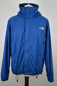 THE-NORTH-FACE-HyVent-Blue-Light-Jacket-size-M
