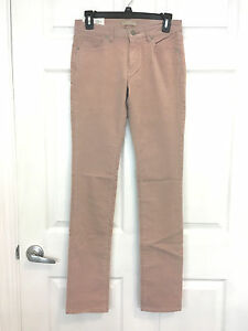 hot-selling authentic women low priced Details about NEW UNIQLO Women Heattech Corduroy Pants 25 inch Pink $39.90  Slim Fit