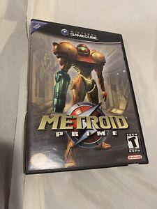 Metroid-Prime-Nintendo-GameCube-In-Box-Excellent-Conditon-Complete