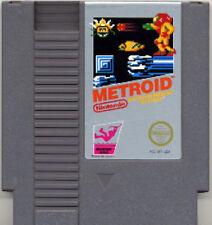 METROID ORIGINAL GREY NINTENDO GAME SYSTEM NES HQ