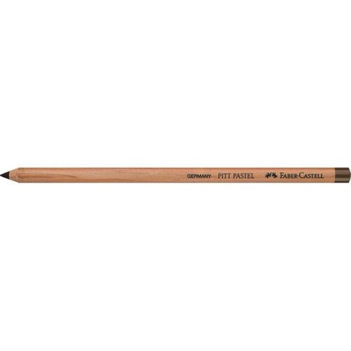 - Pitt Pastel Pencil Burnt Umber Faber-Castell 280 Single