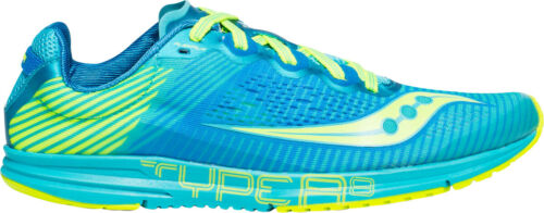 Saucony Type A8 Womens Running Shoes Blue