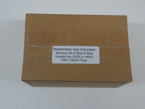 Service Kit For Westerbeke Marine Gas Generator 3.75BCGB 4.5BCG 4.5BCGB 5.0BCG
