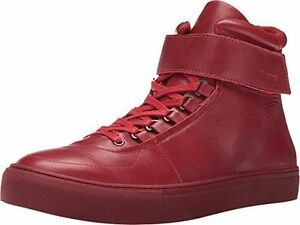 K-Swiss-High-Court-Sizes-6-12-Red-RRP-105-BNIB-05099-Made-in-Portugal