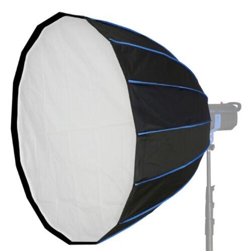 Life of photo Deep para-Softbox 90 cm para bowens /& Mettle parabólicos estudio fotográfico