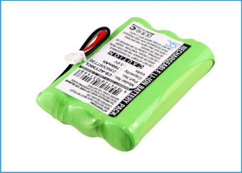 UK Battery for Elmeg DECT 400-20 84743411 AH-AAA600F 3.6V RoHS