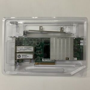 NEW-HP-NC523SFP-Dual-Port-10Gb-Adapter-593717-B21-593742-001-593715-001-PCI-E