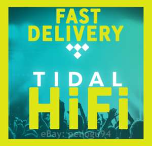 TIDAL-HiFi-Master-Family-Plan-3-Months-GUARANTEED-6-Users-1-MIN-DELIVERY